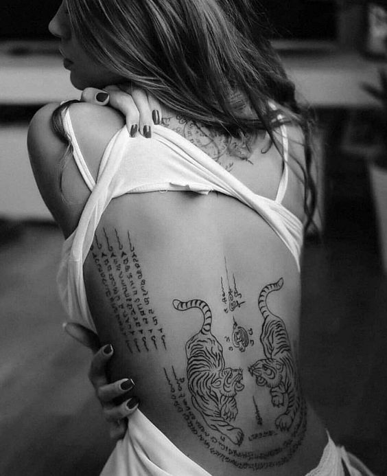 art, body, tattoo and photography