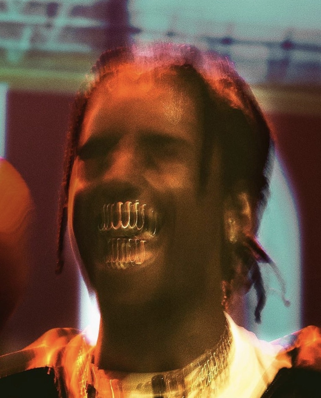 asaprocky, music, gold and goldtheet