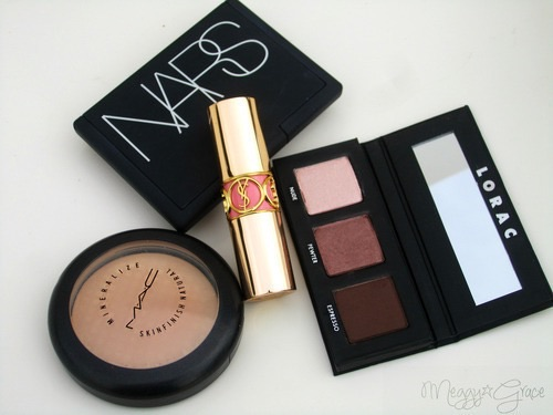 illuminator, Nude, yvessaintlaurent and makeup