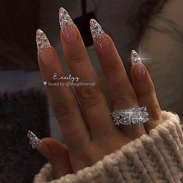 nail art, ombre, manicure and nails