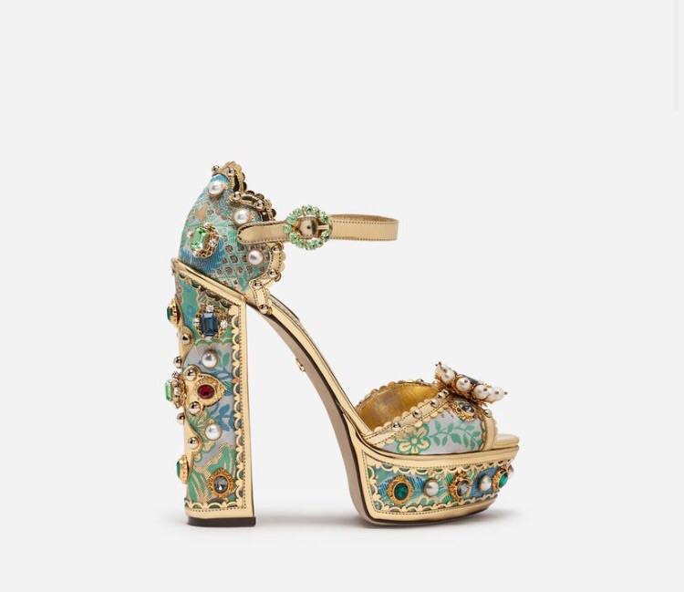 style, shoes, Dolce & Gabbana and tacones
