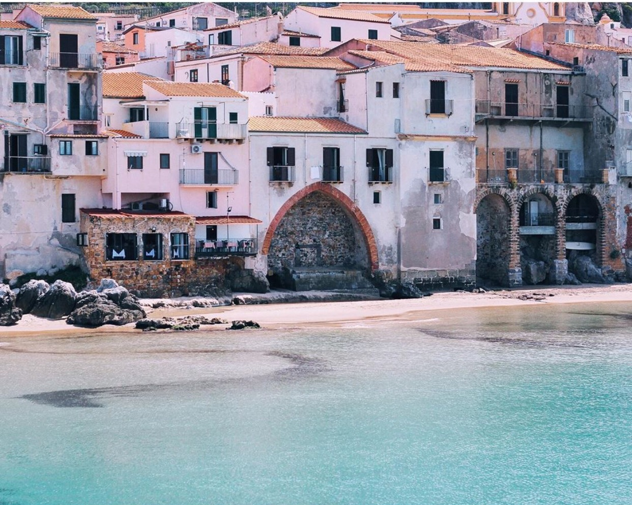 architecture, paradise, sand and mediterranean