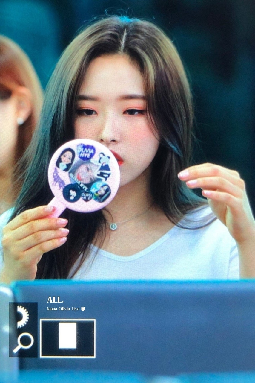 son hyejoo, olivia hye, preview and lq