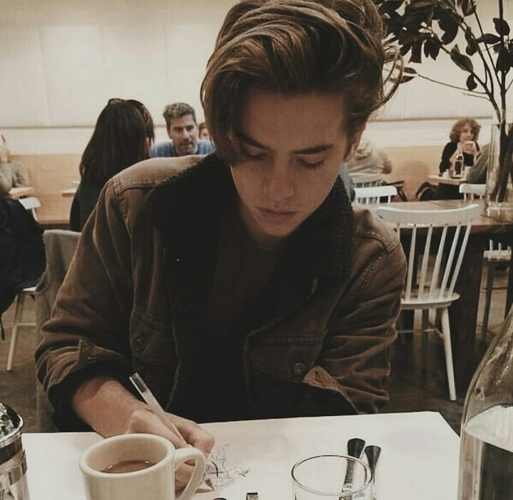 Hot, cute, twins sprouse and boy