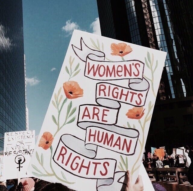 rights, girls, women and woman