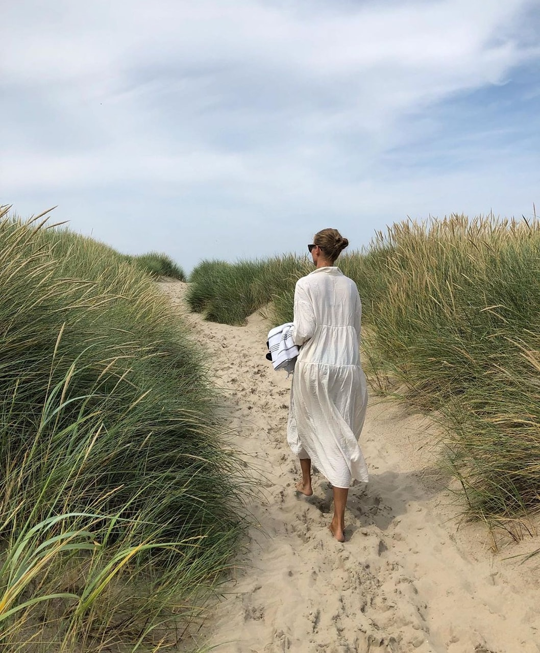 blogger, sand, vacation and beach