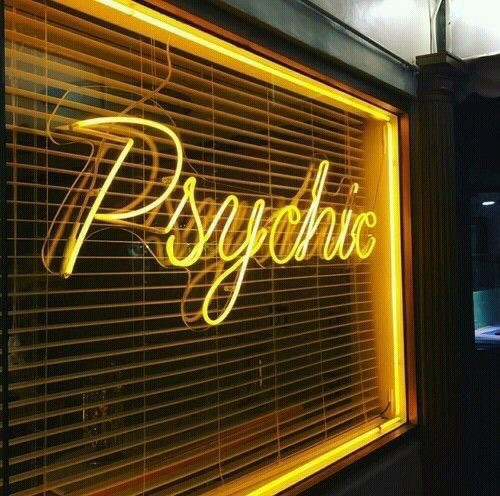 yellow, yellow led, led and psychic